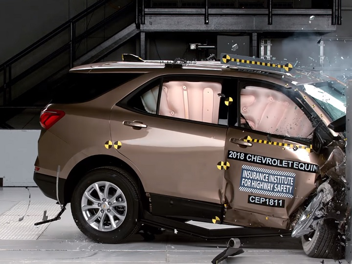 Three Mexico Made Small Suvs Earn Good Ratings From Iihs For Occupant Protection