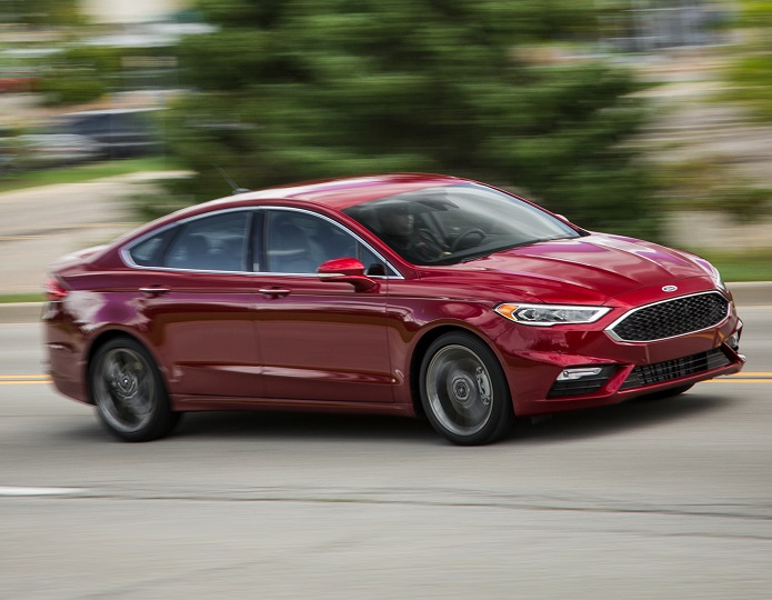 Ford Issues Safety Recall For Half Million Fusion And Escape Vehicles In North America