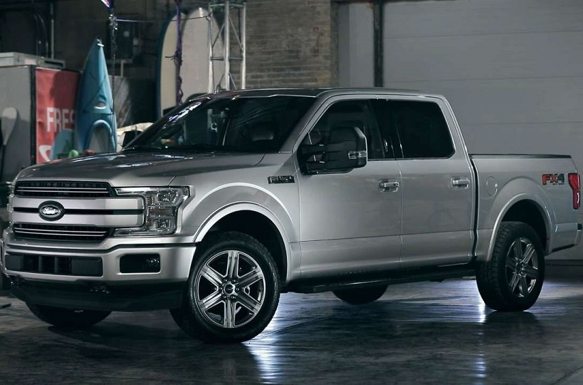 Ford recalls 2 million light trucks over potential fire caused by