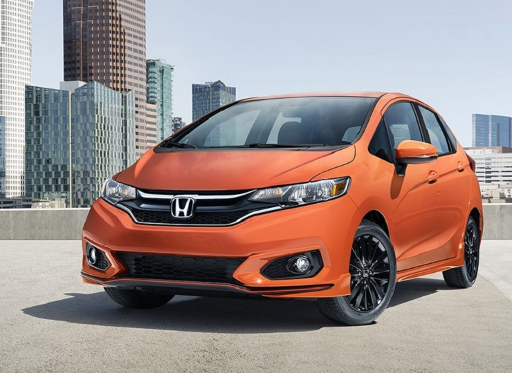 First Units Of New Celaya Made Honda Fit Arrive To North America Dealerships