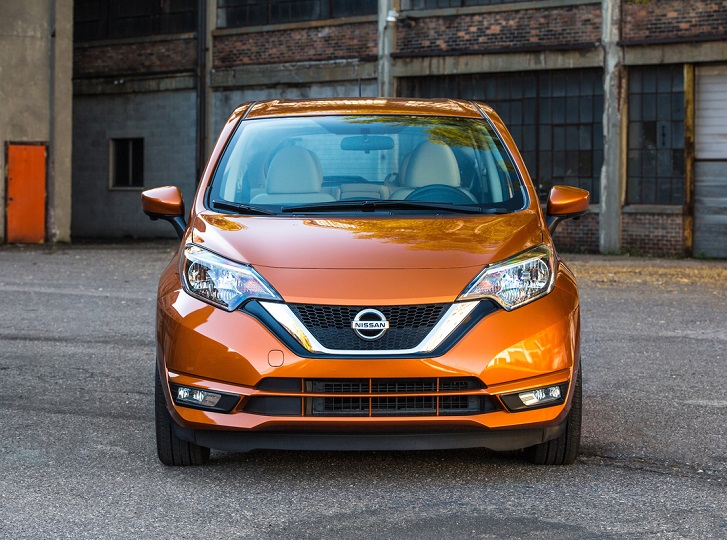 Prices For The 2018 Nissan Versa Note To Remain Unchanged For The US Market