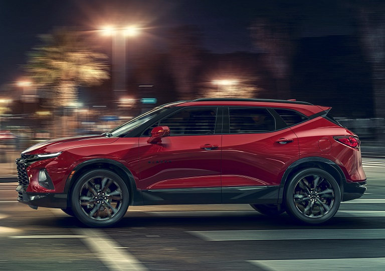 Gm Unveils The New Chevrolet Blazer To Be Built In Ramos Arizpe