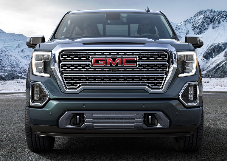 GM reveals the 2019 GMC Sierra Denali, its most luxurious ...
