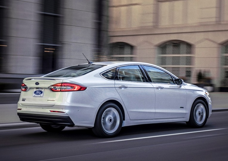Ford chooses the 2019 Fusion for the global launch of its Co