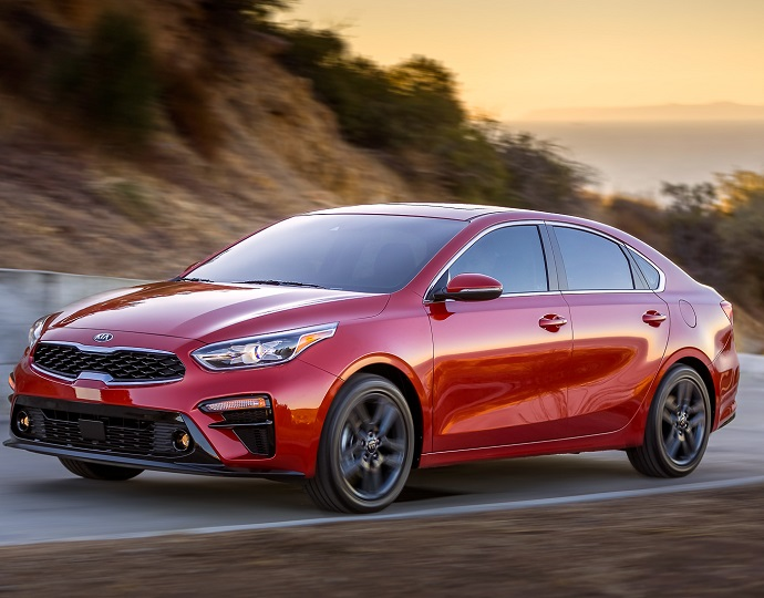 While The Third Generation Forte Retains Its Sporty And Youthful Image, It  Has Graduated To A More Sophisticated Appearance Thanks To A Number Of  Sleek And ...
