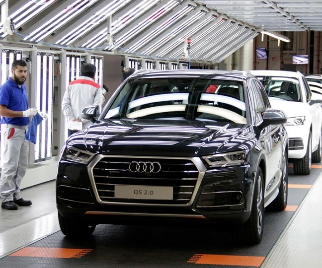 Volkswagen Mexico Production Exports Drop While Audis Doubles - Audi mexico
