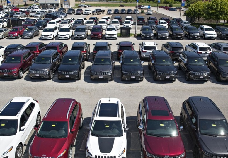 Us Auto Sales >> Us Auto Sales Jump 2 2 In December 0 6 Throughout The Year
