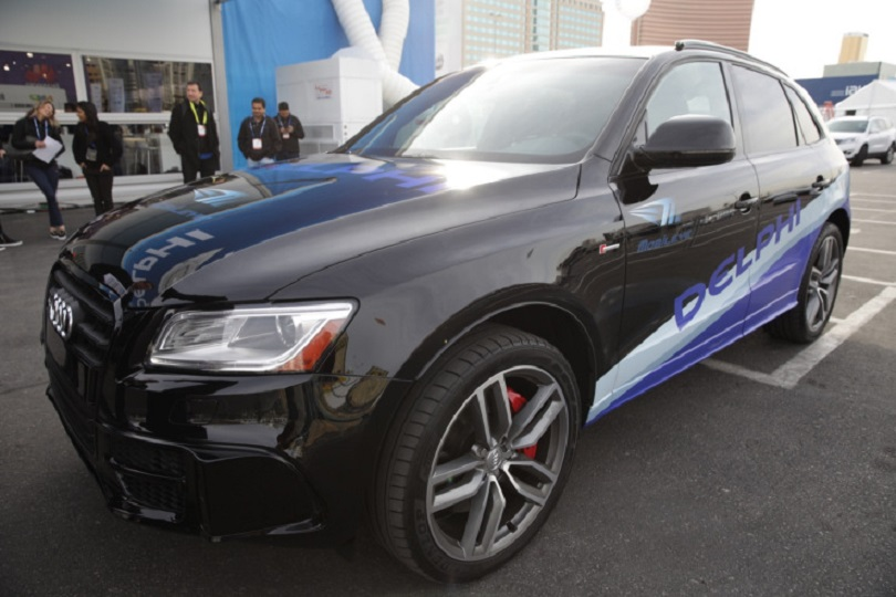 Delphi now plans to spin-off its automated driving division