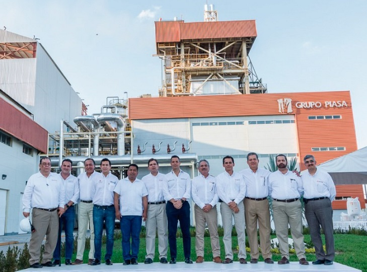 Grupo PIASA inaugurates US$ 61 million biomass-based power