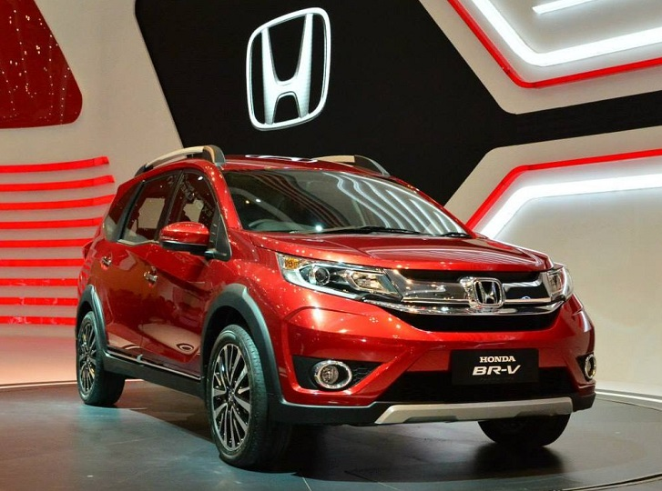 Honda introduces affordable 7 passenger suv to the mexican for Honda 7 seater suv