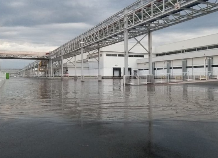 Still No Date To Resume Operations At Honda Flooded Plant