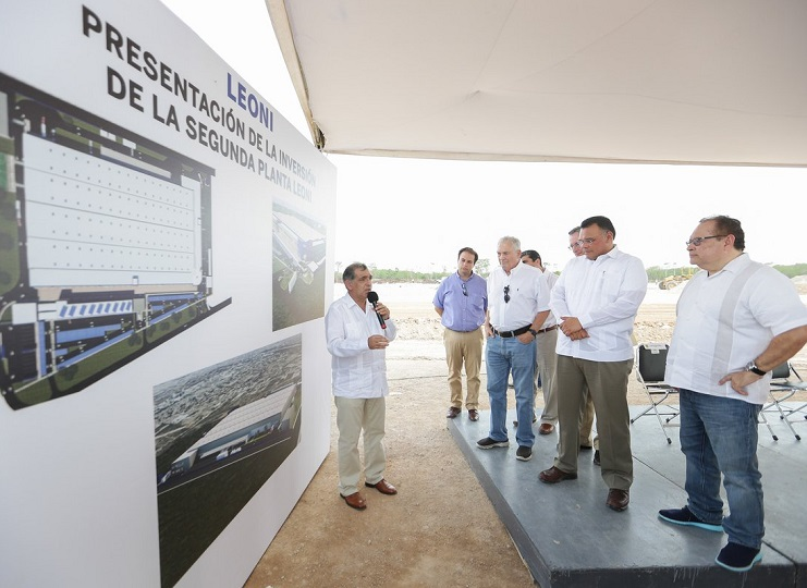 Leoni builds US$ 37 5 million plant