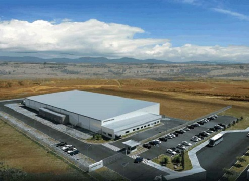 Mitsubishi Steel Manufacturing starts operations in