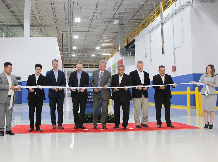 Medline Industries opens first phase of US$125-million plant