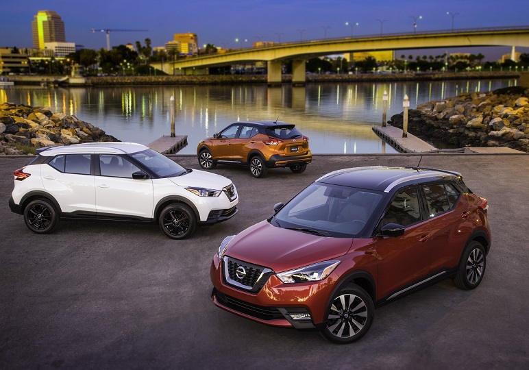 Mexico-made Nissan Kicks confirmed to enter US market by ...