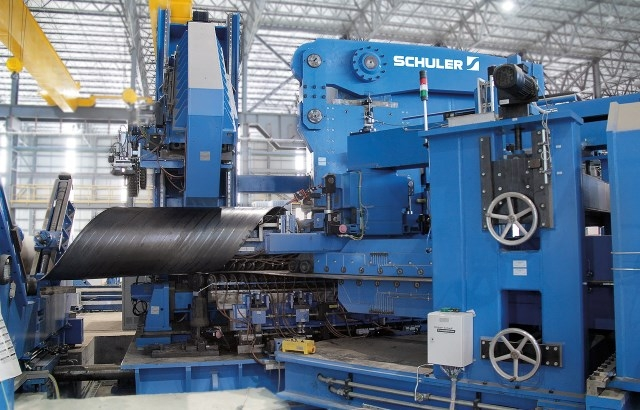Steel pipe manufacturer Tuberias Procarsa opens production