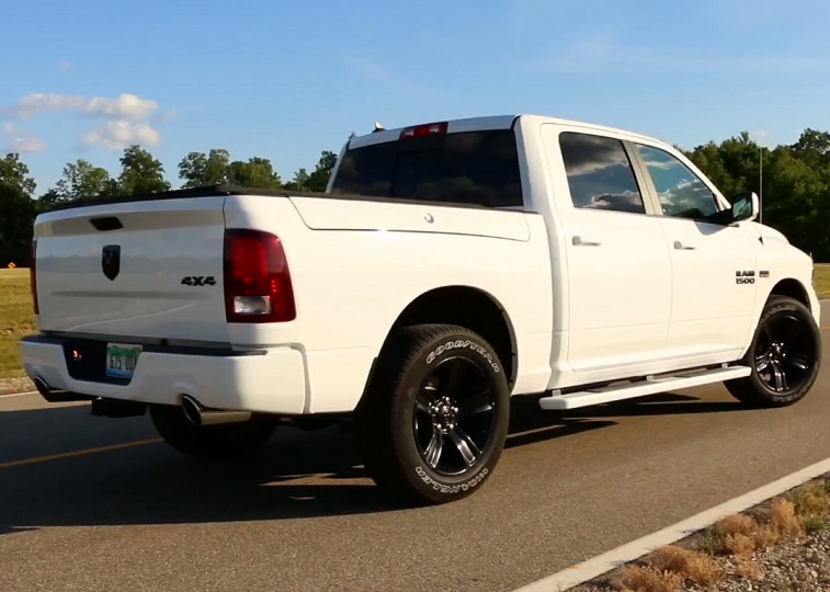 Ram 1500 Pickup Earns Consumer Guide Best Buy Award For Tenth Year