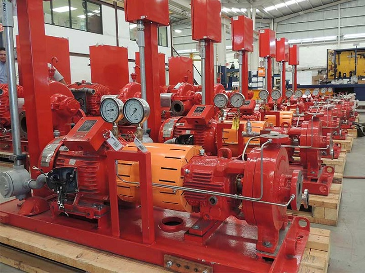 Mexico Based Ruhrpumpen Starts Manufacturing Operations In