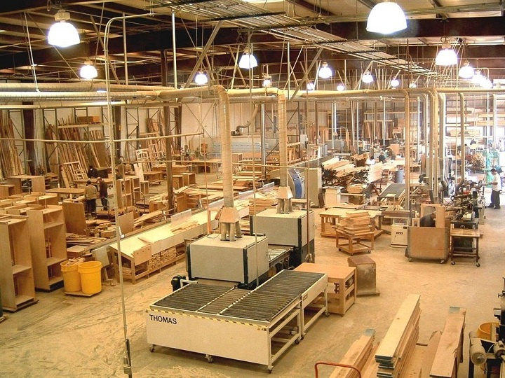 South Shore Furniture To Build Us 8 Million Distribution Center In