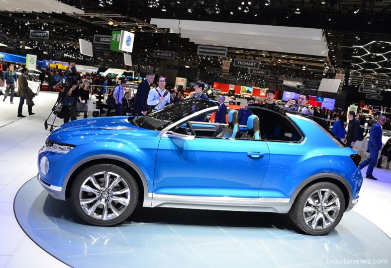 Vw To Introduce A New Compact Crossover In U S By 2019