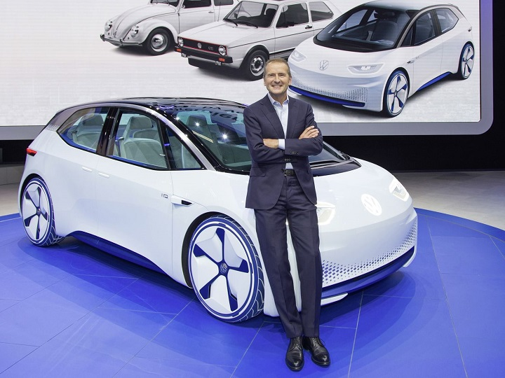 Volkswagen to build a new plant in North America dedicated