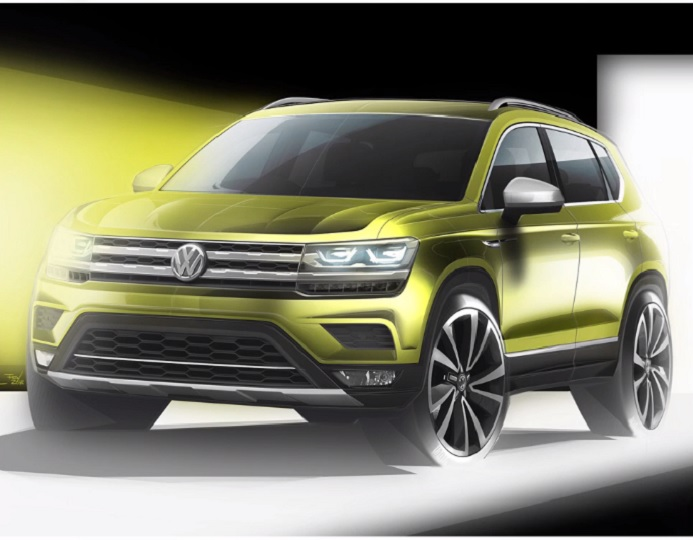 Volkswagen Confirms Production Of New Suv In Puebla Starting 2020