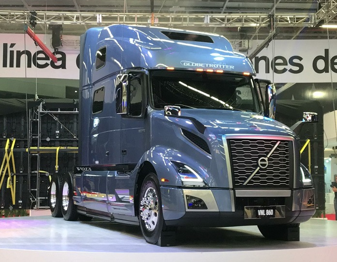 Heavy truck sales in Mexico to increase 6 3% this year, says dealers