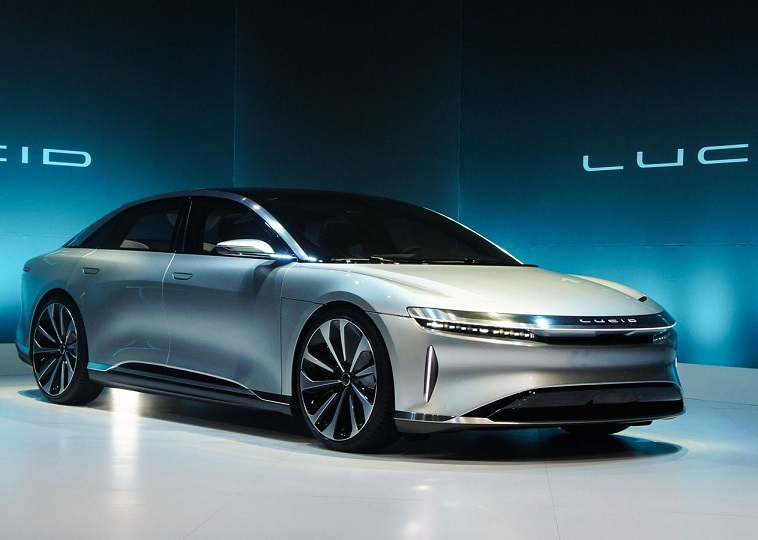 Lucid Motors To Break Ground For Embly Plant In Arizona Second Quarter