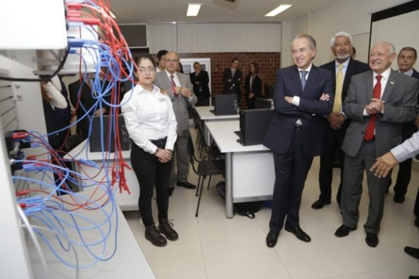 Automotive training center now seeks collaboration with companies in San Luis Potosi