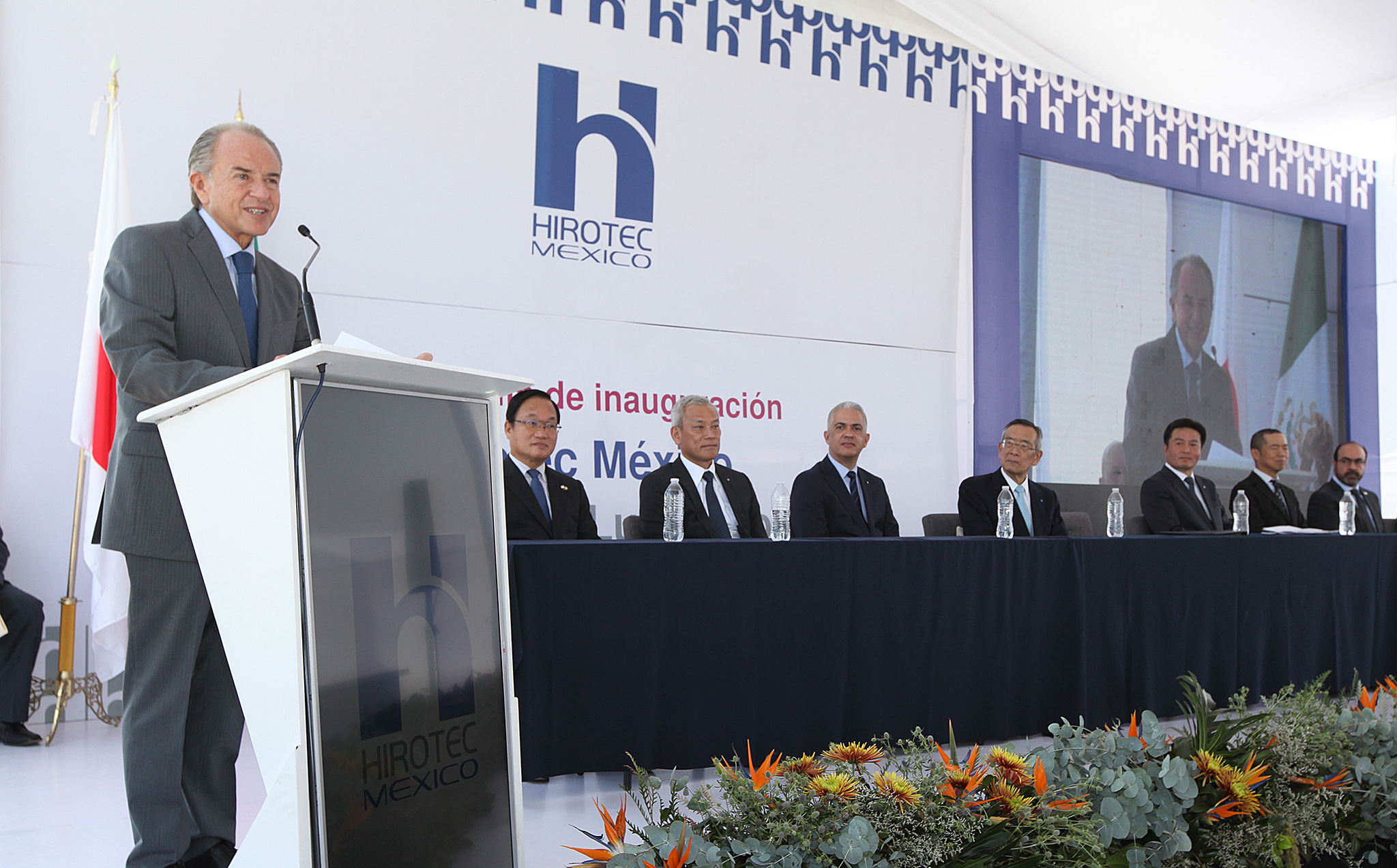 Hirotec arrives in San Luis Potosi and makes a US$53 million investment