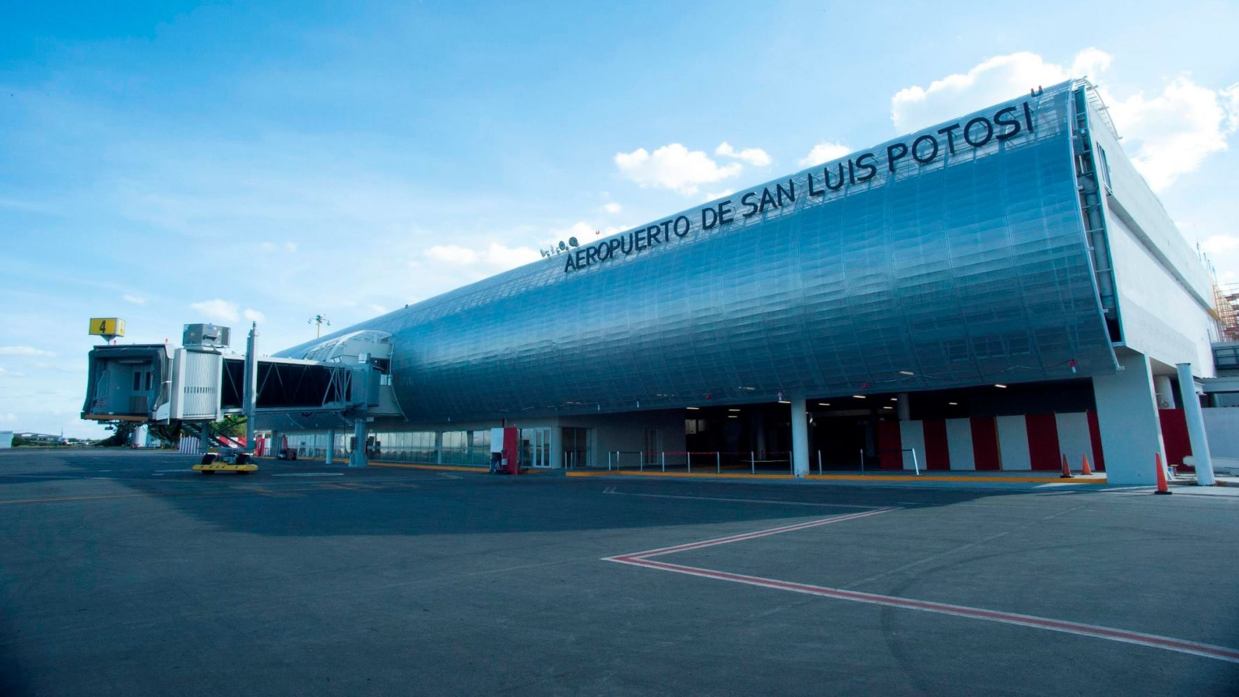 Federal government will invest US$ 13 million to modernize Mexican airports