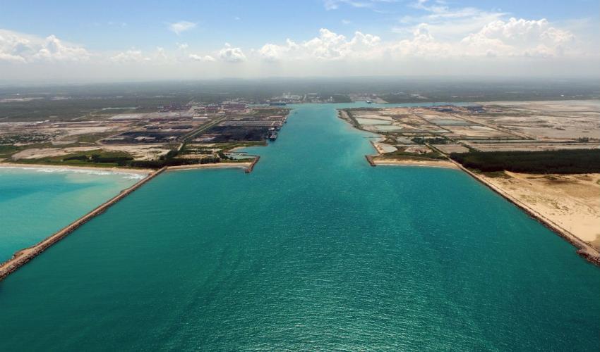 API Altamira invests US$38 million to deepen port
