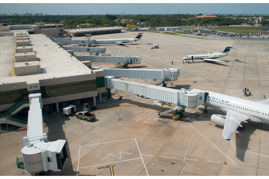 Airport improvements to boost cargo shipments