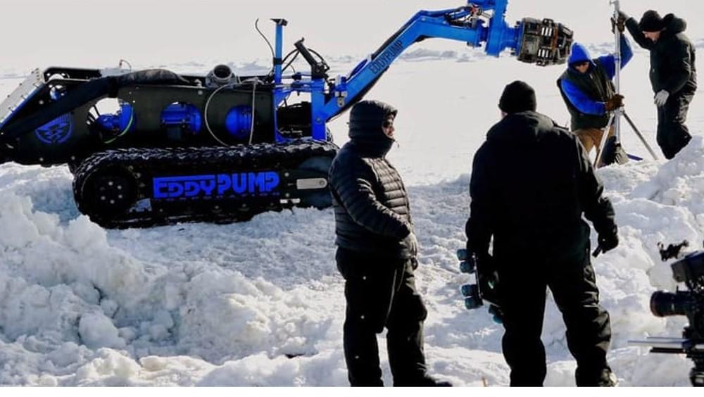 EDDY Pump gets funding