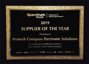 Protech Global Solutions gets award