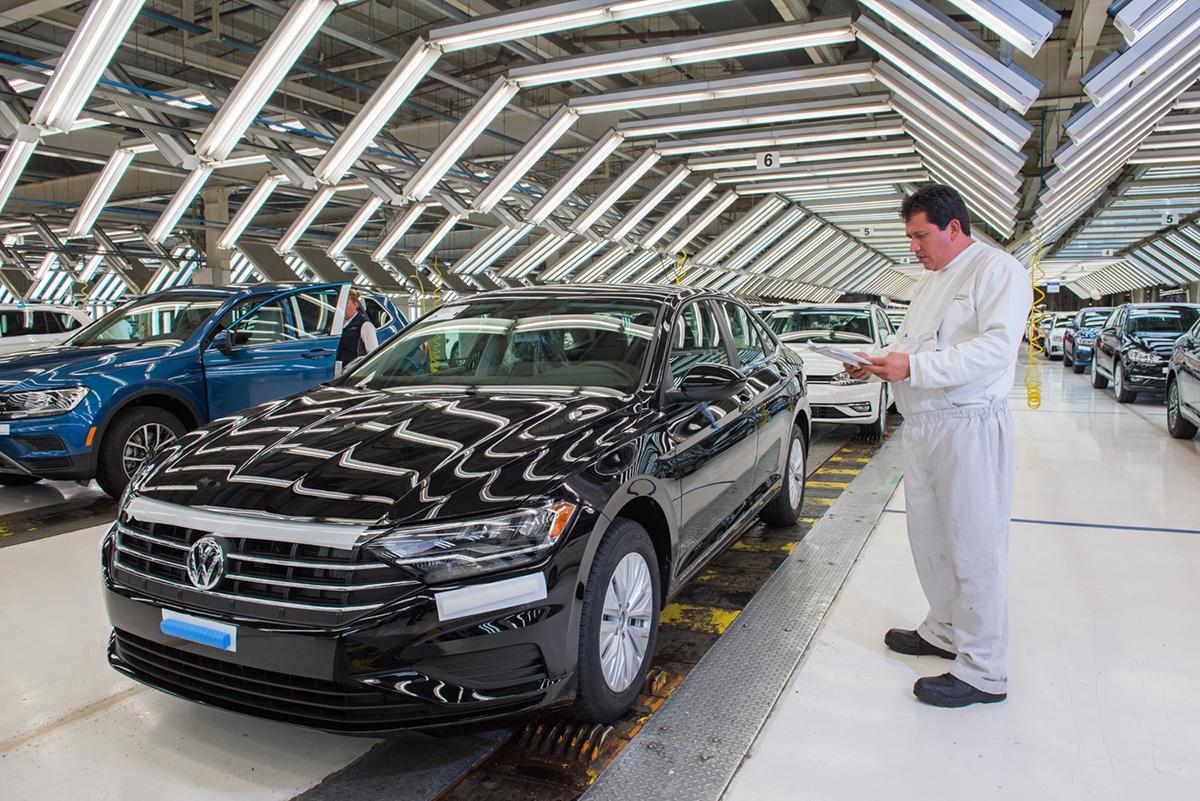 Industry 4.0 grows stronger at Volkswagen's Puebla facility
