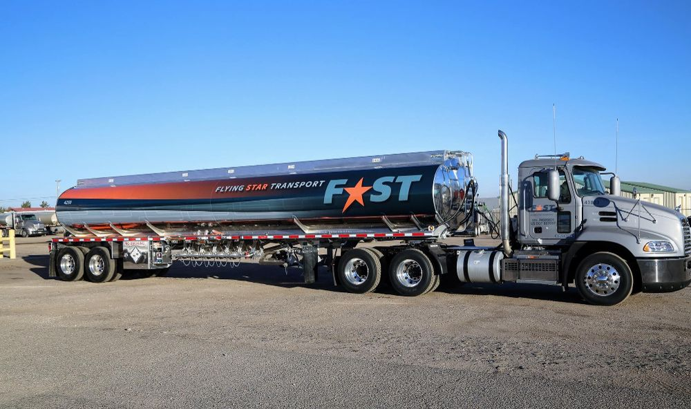 Flying Star acquires refined fuel transport