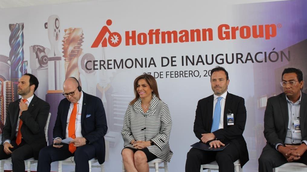 Hoffman Group invests US$11 million in Puebla