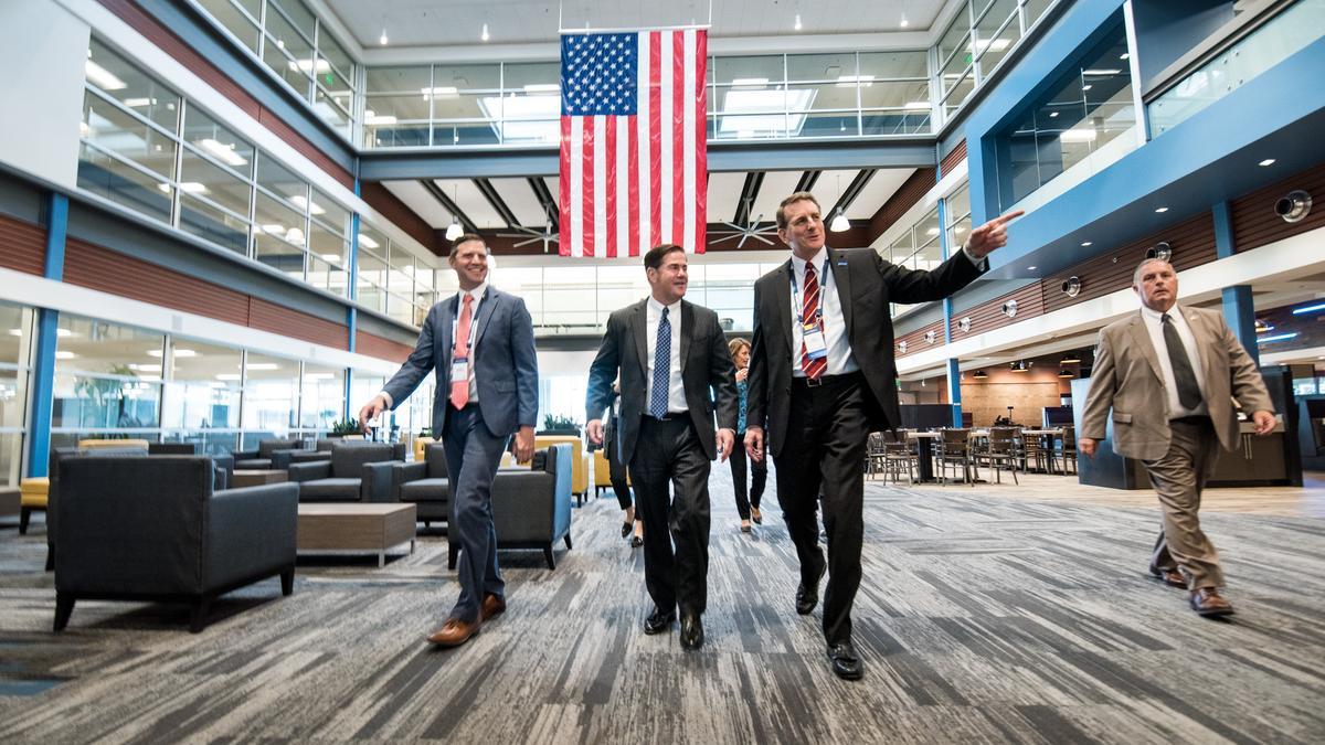 Northrop Grumman opens new campus