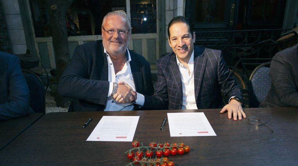 The Netherlands is attracted by Queretaro's agro-industry