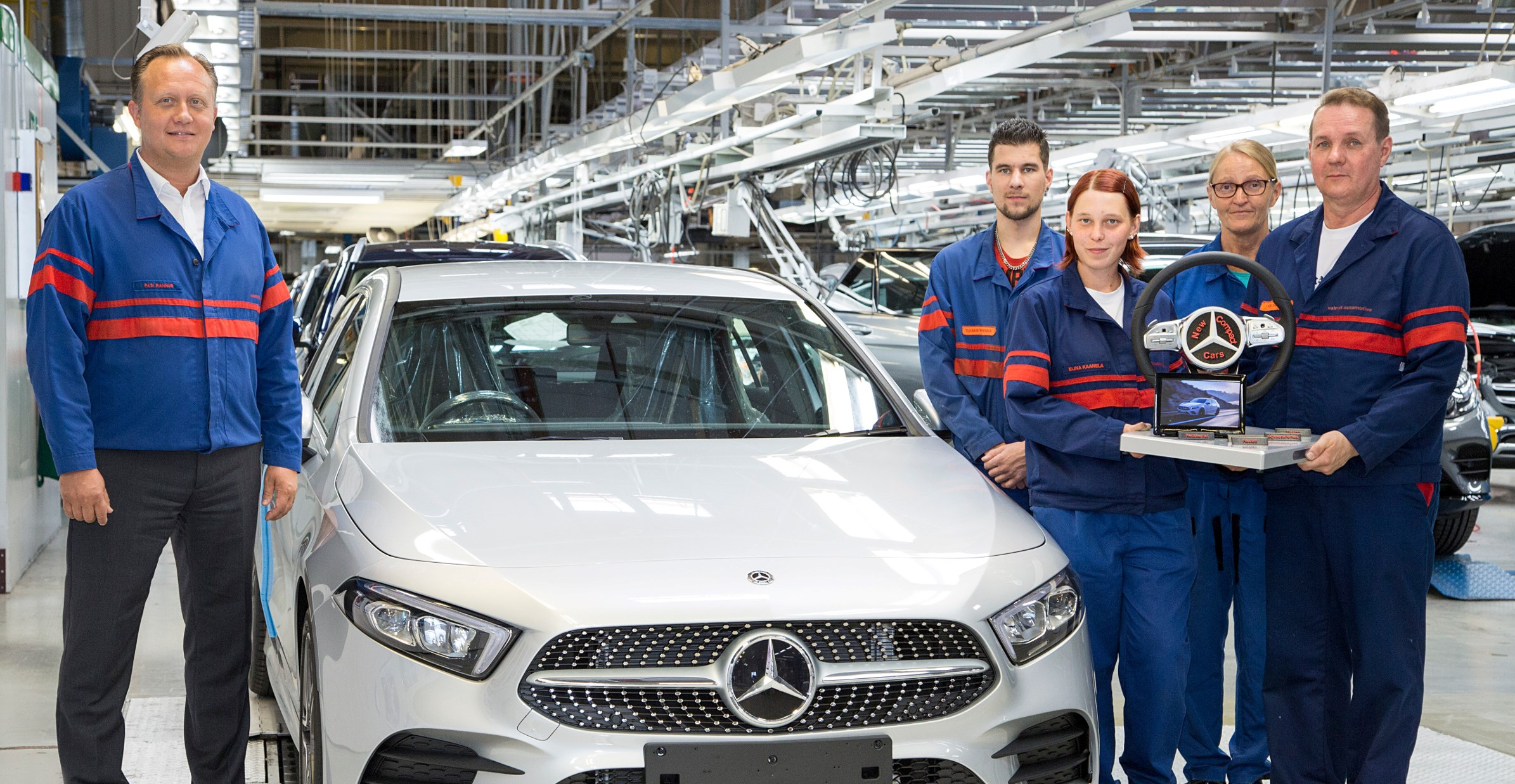 """Mercedes-Benz Mexico, a """"Great Place to Work"""""""