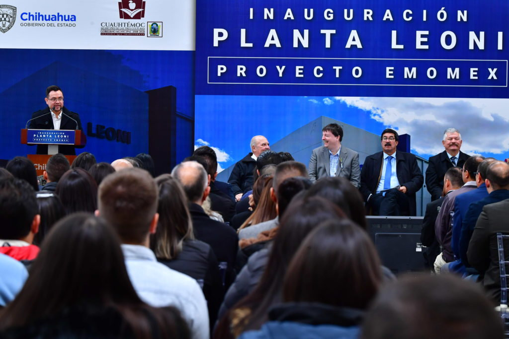 Leoni invests US$27 million in Chihuahua