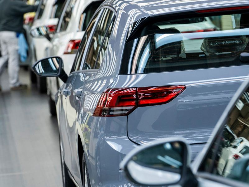 Mexico's light vehicle production registers a 4.5% increase