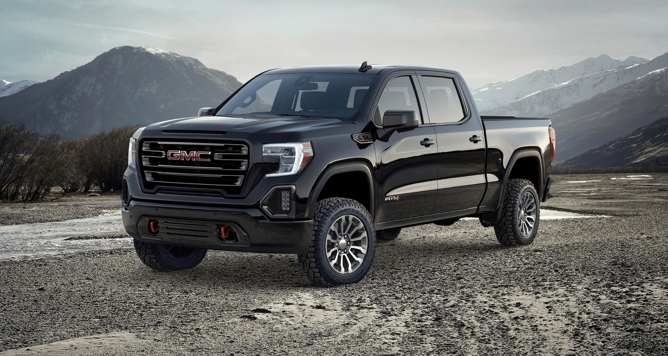 The Sierra AT4 Carbon Pro arrives in Mexico