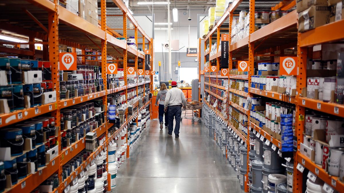 Home Depot to invest US$121 million in Mexico