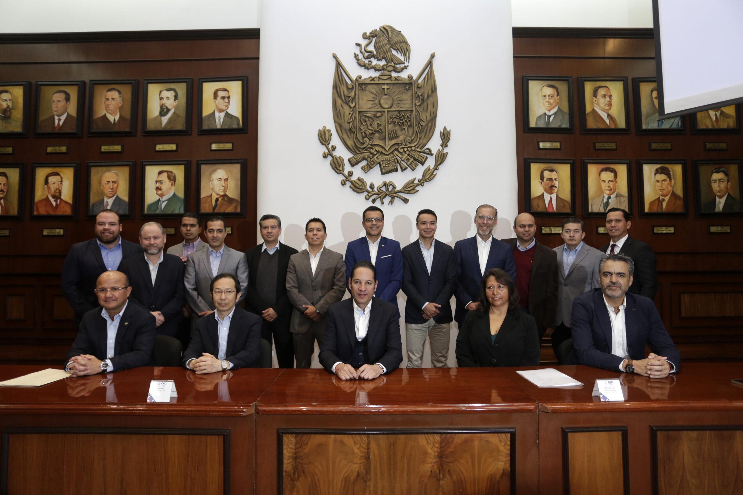 Hitachi to invest US$ 14 million in Queretaro