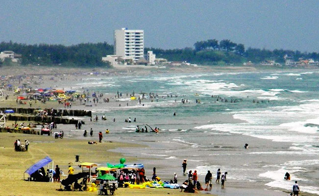 Tampico is consolidated as a tourist destination
