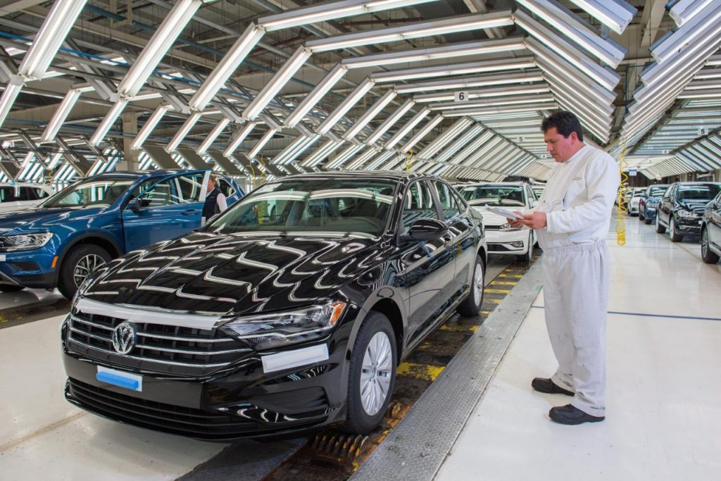 10 automotive plants to halt operations in Mexico over COVID-19 pandemic
