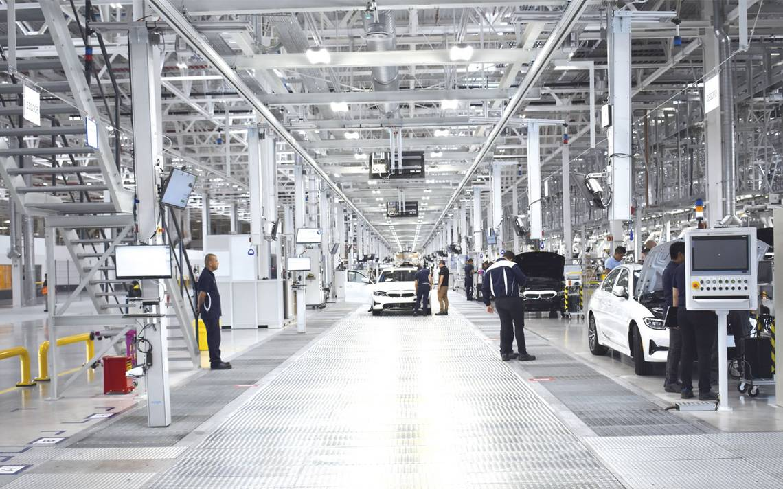 Automotive plants in Coahuila carry out work stoppages