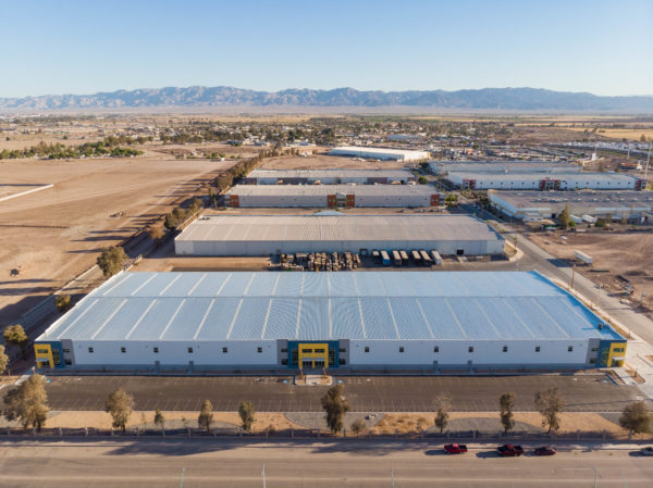 COVID-19 pandemic hasn't affected the demand for industrial buildings in Mexico yet